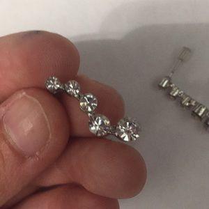 Jewelry - Crystal stud earrings